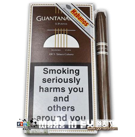 guantanamera雪茄_雪茄 古巴雪茄  商品名:古巴关塔那摩puritos雪茄 guantanamera